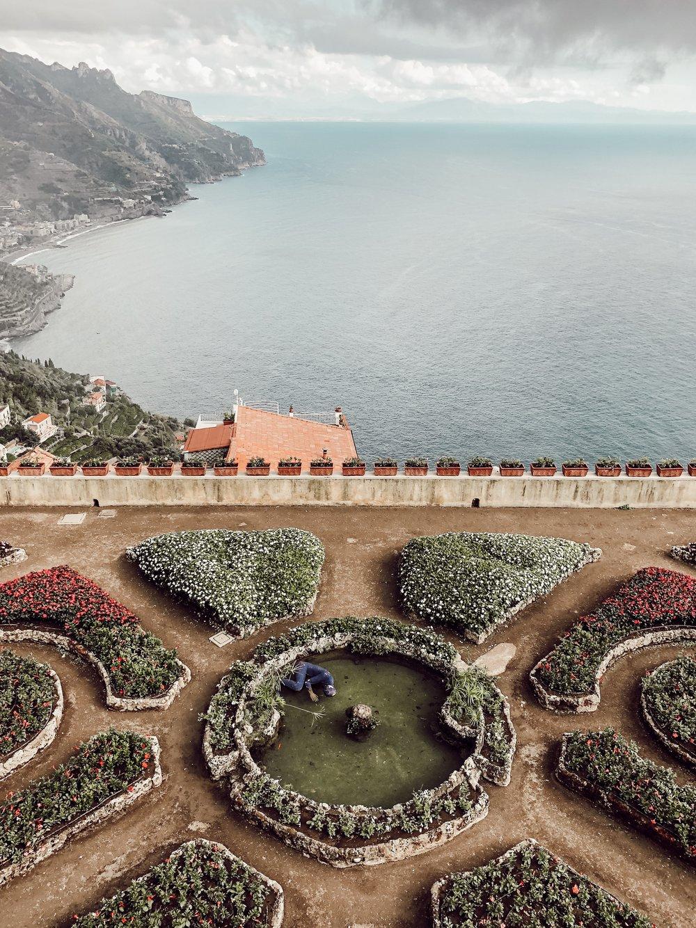 Villa Rufolo Ravello Italy | Three Days on the Amalfi Coast, Amalfi Travel Guide, What to Do in Amalfi Italy | Miranda Schroeder Blog