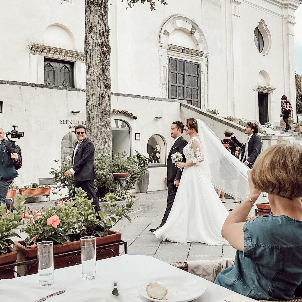 Ravello Italy Wedding | Three Days on the Amalfi Coast, Amalfi Travel Guide, What to Do in Amalfi Italy | Miranda Schroeder Blog