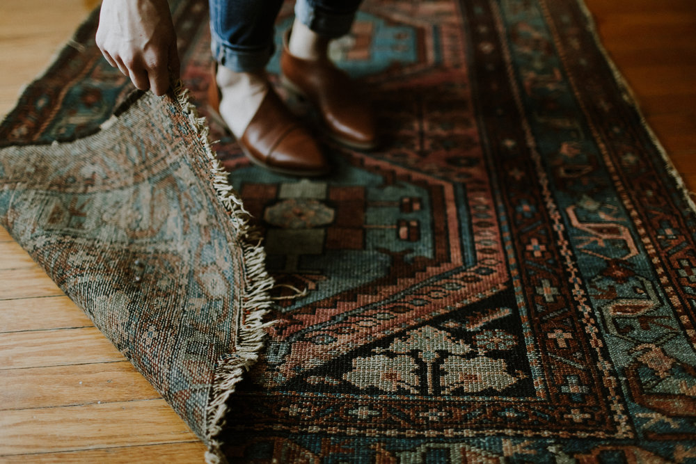 Vintage Rugs - For the modern home
