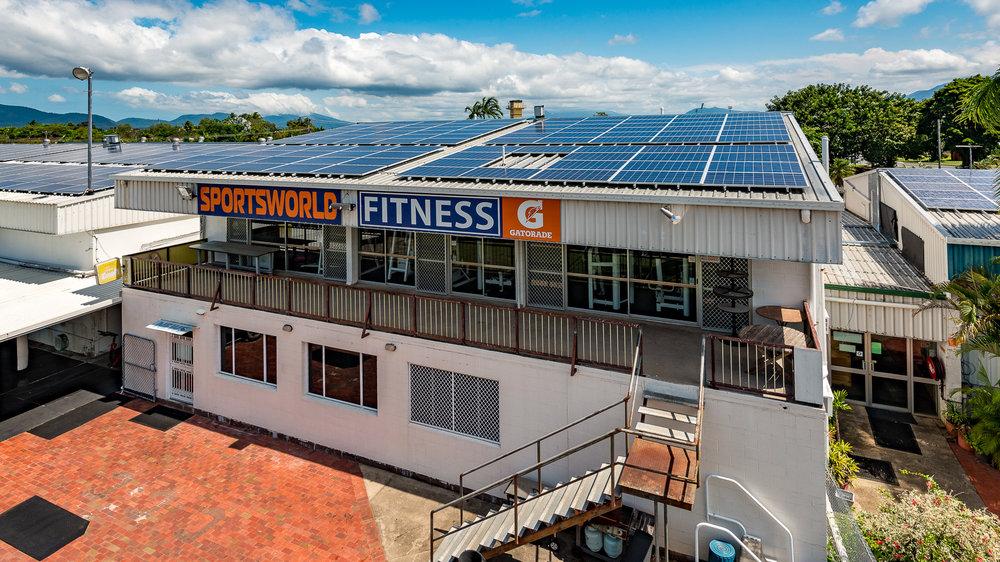 Energyaware Sportsworld Manunda