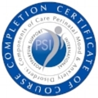 Postpartum support certification