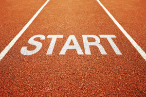 Real Estate Race Start