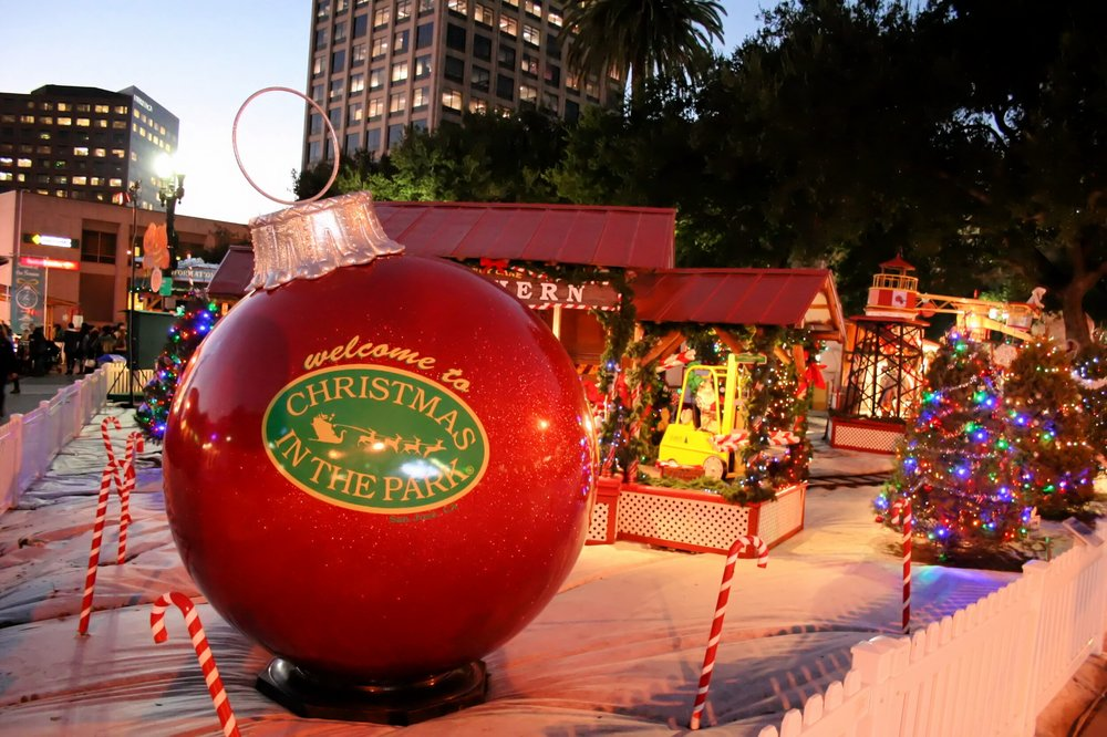 Christmas In The Park San Jose.Holiday Events You Won T Want To Miss Joyce Tatum