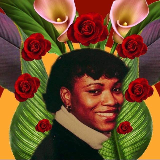 DorothyJean. . . #thecomingofthesun #blackmama #grandma #ourangel
