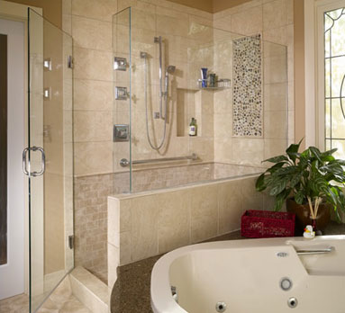 Glass Shower Doors Enclosures Prestige Glass Mirror