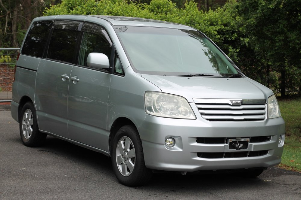 VIEW OUR TOYOTA NOAH RANGE