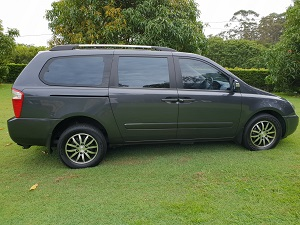 VIEW OUR KIA CARNIVAL RANGE