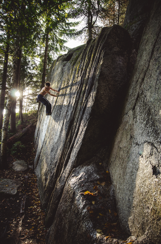 Athlete: Stu Smith Location: Squamish BC