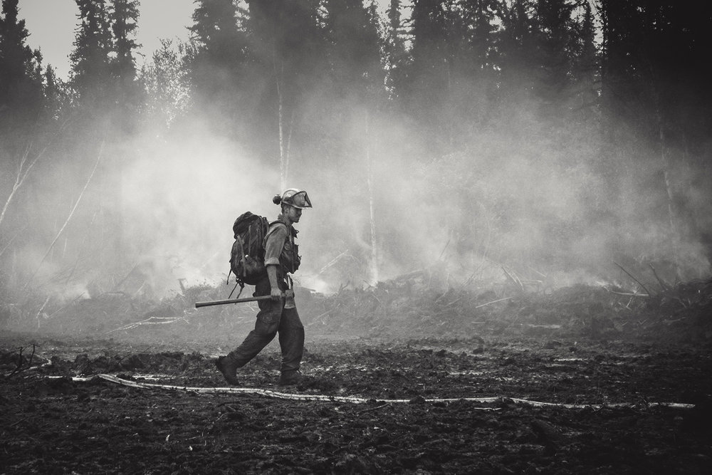 Firefighter Photography