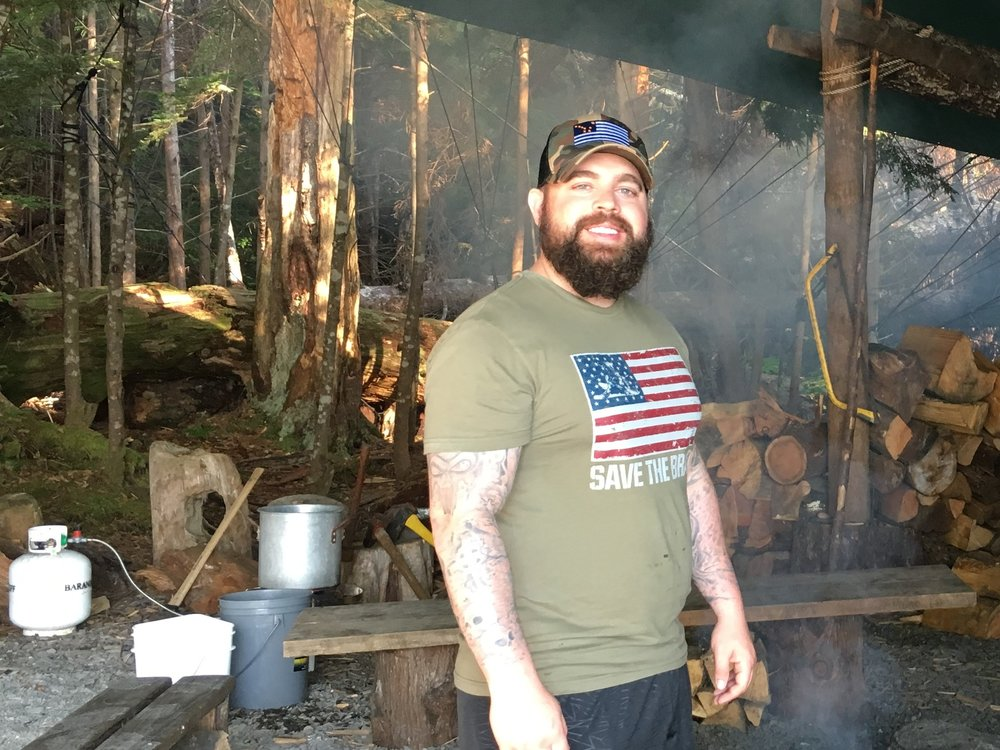 Howie Sackett (2017)  US Marine Corp  2006-2012