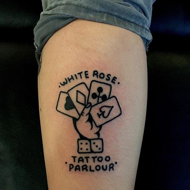 #whiterosetattooparlour #717tattoo #tattoo#yorkpa #downtownyorkpa #free tonight is our first Friday flash special 60 bucks gets ya tattooed!