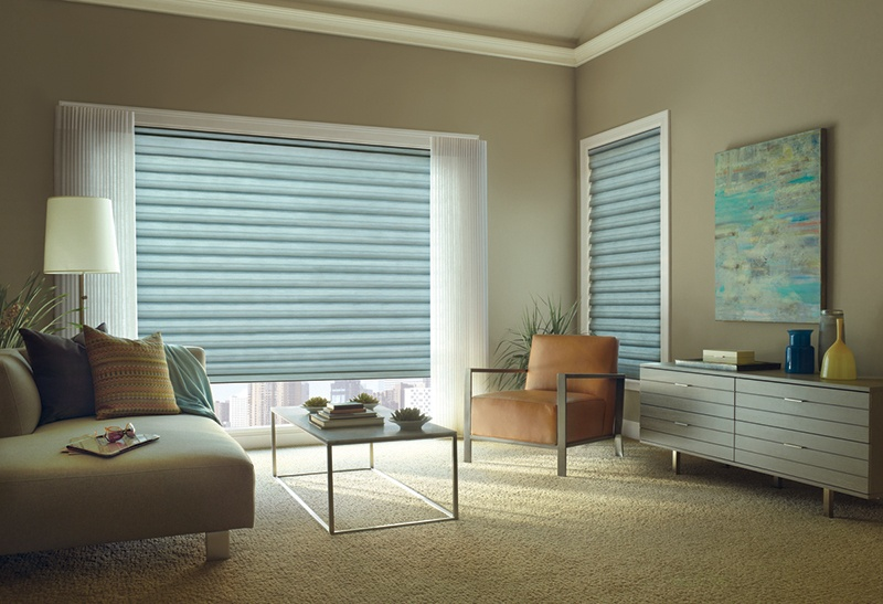 Hunter Douglas Roman Shades for Homes in Kalispell, Montana (MT)
