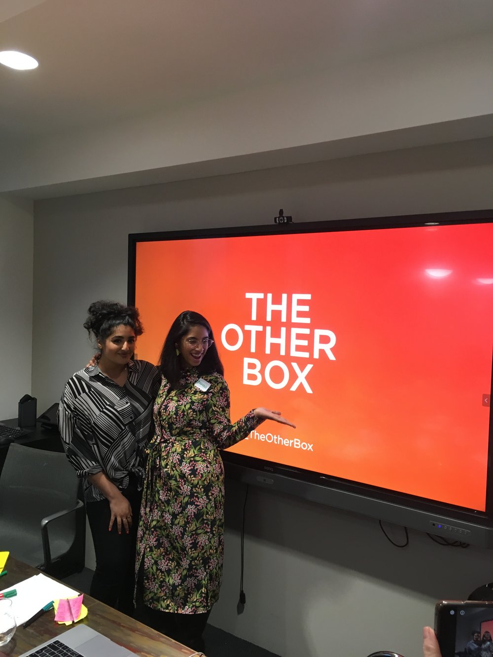 The diversity conversation in the workplace is an uncomfortable one. And so it should be. - A couple of weeks ago, I was lucky enough to attend a workshop hosted by The Other Box, a platform aimed at enlightening and empowering people to work and live more inclusively. Led by 2 brilliant women of colour, Leyya and Roshni, the organisation combines their lived experience of everyday exclusion and tokenism with academic knowledge of racism, intersectionality and radical histories of colonialism to challenge the lack of diversity in the workplace and make it more than a box-ticking exercise.