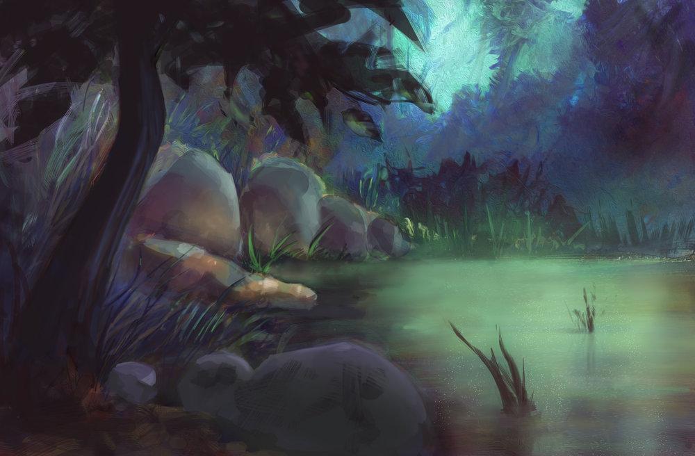 Elven Pond