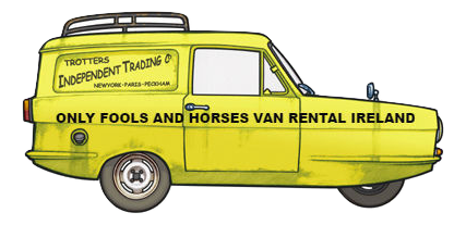 Only Fools & Horses Van Rental