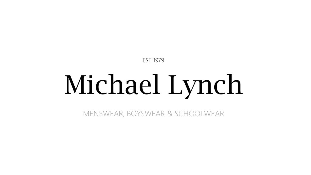 Michael Lynch Menswear