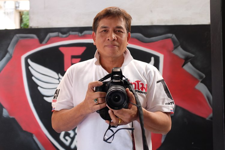 Somchai Mulsap , Photographer