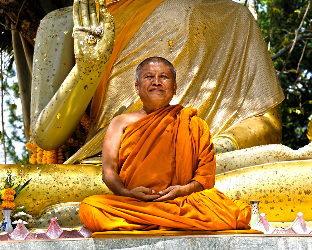 Venerable Master Vimokkha   (Photo courtesy of Josh Chang, copyright 2017, all rights reserved.)