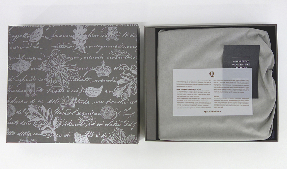 Queensberry Presentation Box