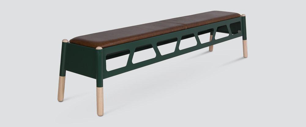 Long Leg Bench