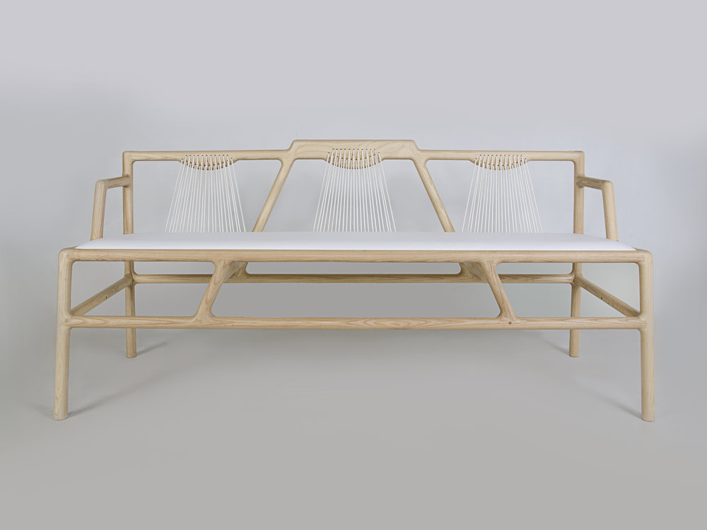 Joburg Bench 6 - Three Seater