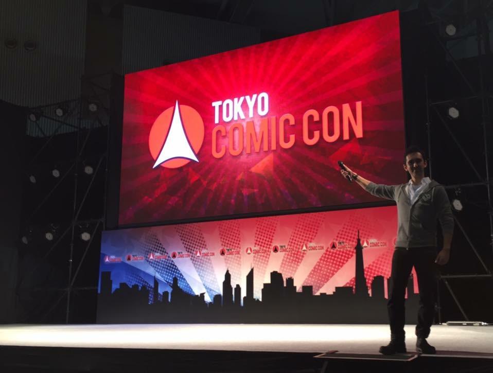 第一回Tokyo Comic Con