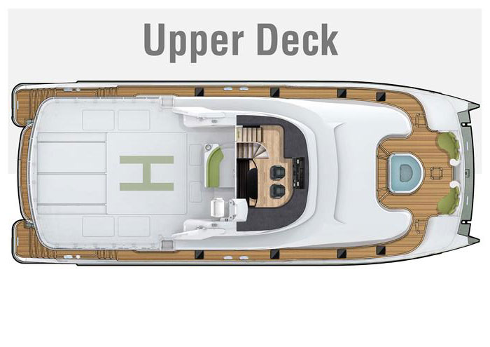 Samara Upper Deck Layout