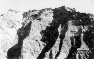 Looking towards Russell's Trop, 1915