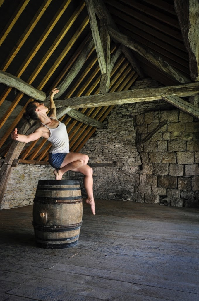 Sacha Copeland, Artist Director, Java Dance Company, New Zealand (photograph courtesy of  Emma Hellowell )
