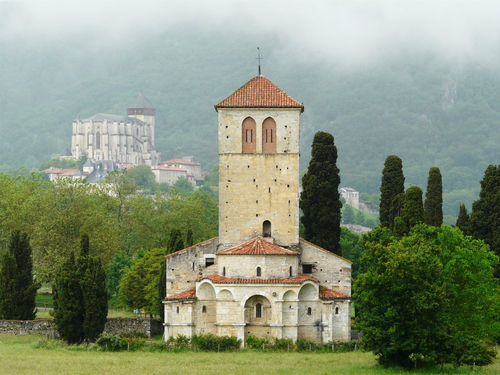 Saint-Just de Valcabrère, Haute Garonne, France