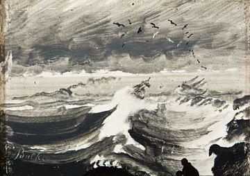 Seascape, Peder Balke