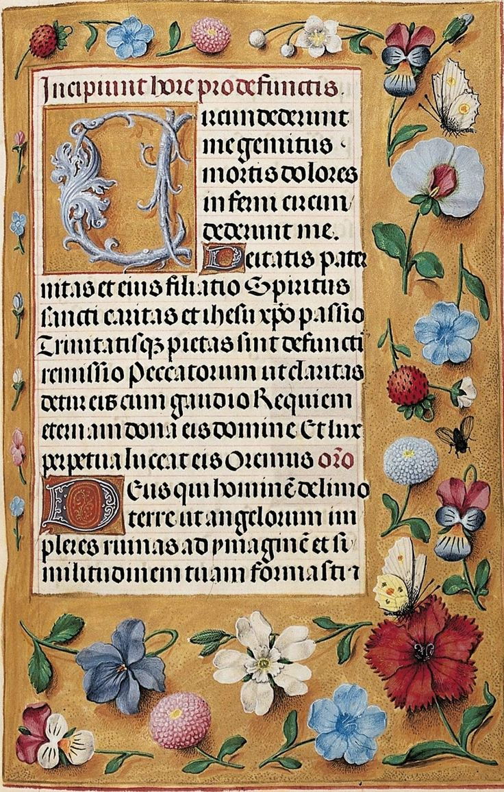Libro d'ore Rothschild, Flanders, 1500-1520, private collection
