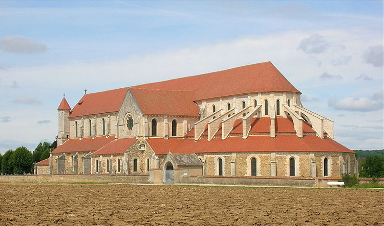 Pontigny Abbey, Burgundy