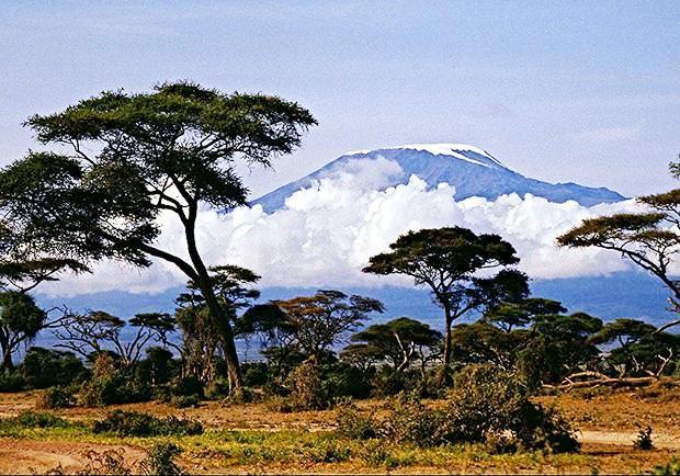 Mt. Kilimanjaro, N. Tanzania