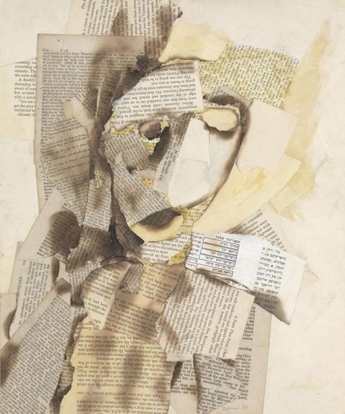 Benjamin, 1982, Shmuel Dresner (Image courtesy of the artist)