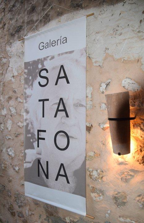 The entrance to the Sa Tafona Gallery at the  Hotel Belmond La Residencia,  Deia, Mallorca, Spain (Image courtesy of Martin Adam, photographer)