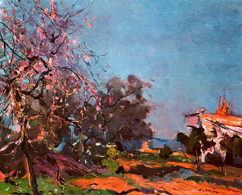 Spring,  Joaquin Mir