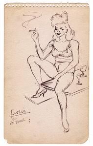 Doris,  Victor Dowd
