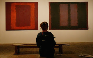 Responding to  Rothko  at the Tate Modern