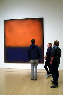 Responding to Rothko