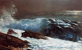 Sunlight on the Coast,  1890, Winslow Homer (Image courtesy of the Toledo Museum of Art)