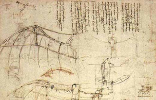 Codice Atlantico, 1478-1518,Leonardo da Vinci, Image courtesy of the Ambrosiano Library, Milan