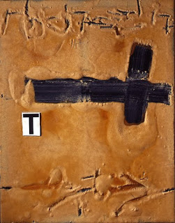 Black I,   mixed media, 2007, Image courtesy of Waddington Galleries, London