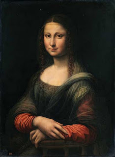La Gioconda at the Prado, (courtesy of the Prado Museum)