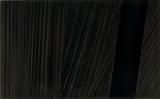 Pierre Soulages, black painting