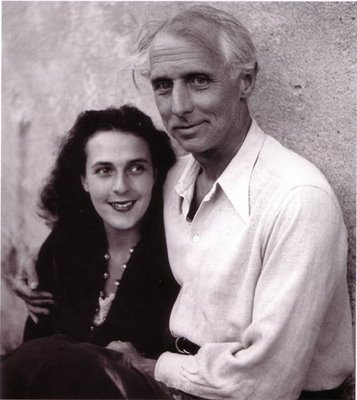 Leonora Carrington and Max Ernst