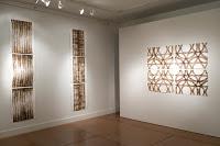 INstallaation View, Miller Bock Gallery show, Jane Masters