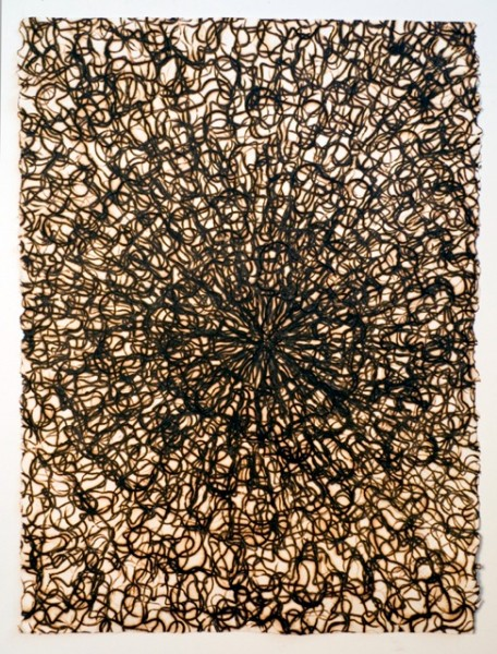Playing with Fire Circle, Jane Masters artist (Image courtesy of the artist)