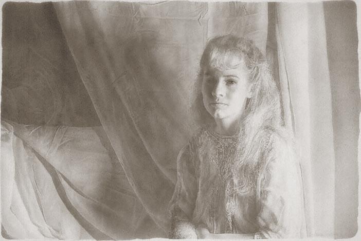 Deanna XXVI. silverpoint, Dennis Martin