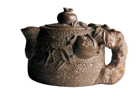 Bearing the Unbearable: The Art of Gaman , Iseyama teapot